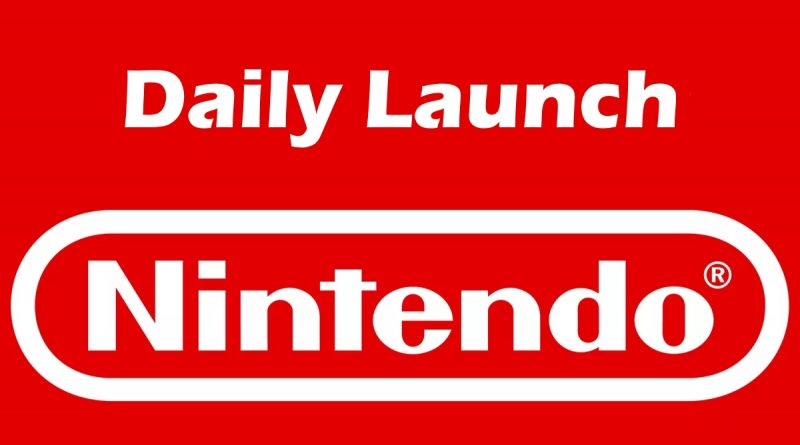 Daily Launch: Nintendo Switch Games, 3DS Games