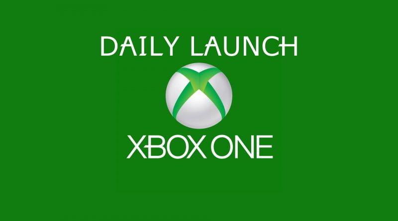 Daily Launch: New Xbox One Games