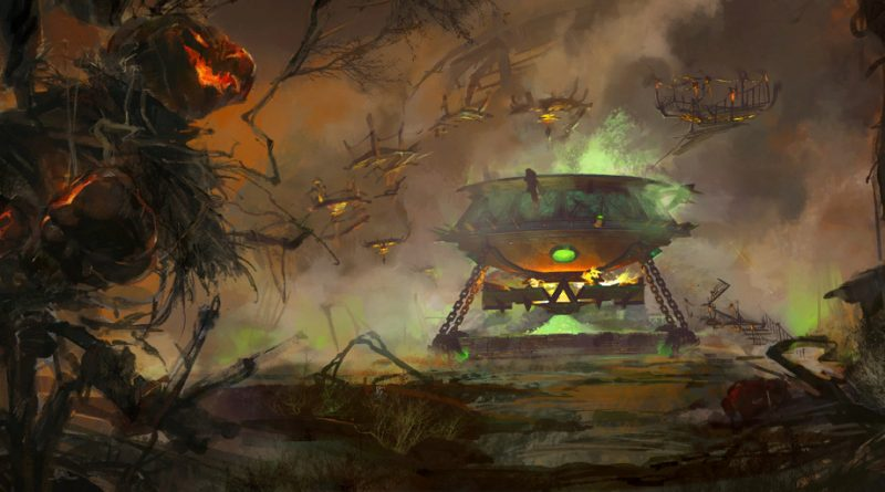 Guild Wars 2 Halloween in-game events