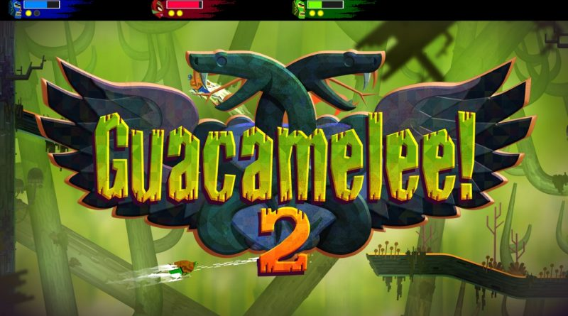 Guacamelee 2 Announced
