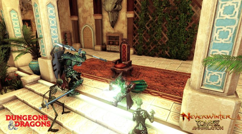 Neverwinter Swords of Chult Screenshot