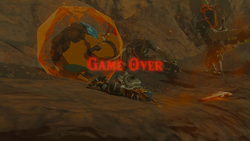 how to cook things in breath of the wild