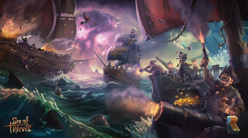 Sea of Thieves Preview