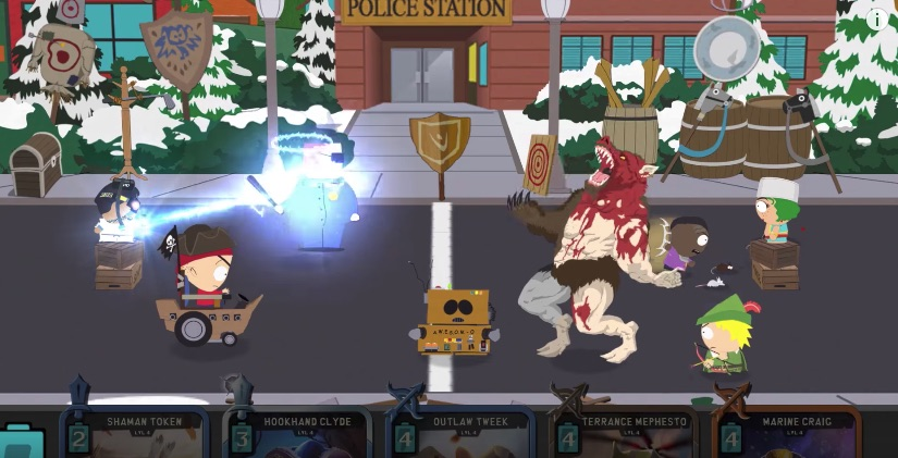 South Park: Phone Destroyer Screenshot
