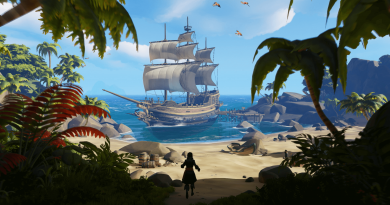Sea of Thieves Alpha Test