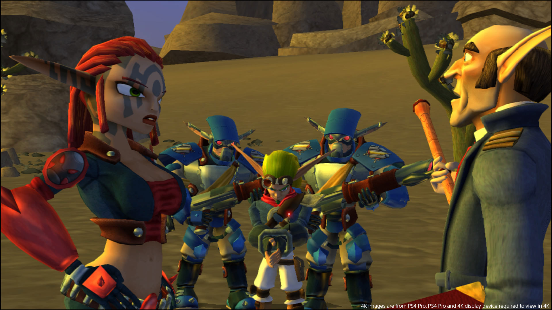 Jak And Daxter Ps4 Collection Launches Next Week Gaming Adept
