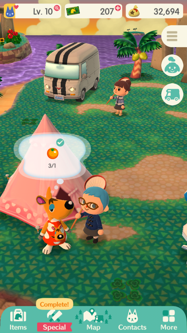 Animal Crossing Pocket Camp Review Gaming Adept
